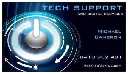 Mike Cameron - IT/Tech Support