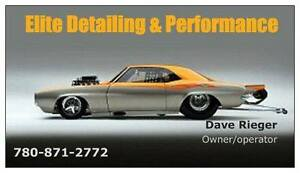 Elite Detailing & Performance