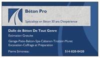 Béton Pro
