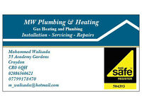 Gas, Heating and plumbing Services