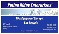 RV Storage, Safe, Secure, 24/7 Access, Fenced, Video Surveilance