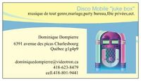 DISCO MOBILE ''JUKE BOX''