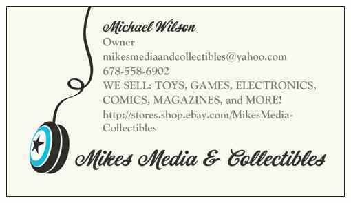 Mike's Media & Collectibles