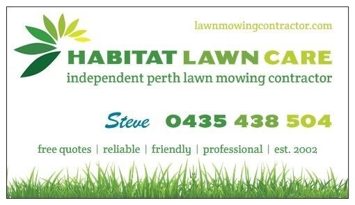 Lawn Mowing Services: Wembley, Mt Hawthorn, Mt Lawley | Landscaping ...