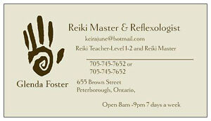 Reiki & Reflexology Peterborough Peterborough Area image 1