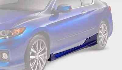 Genuine OEM Honda ACCORD COUPE 2-Door Side Under Body Spoiler Kit 2013-