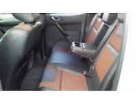 2017 Ford Ranger Pick Up Double Cab Wildtrak 3.2 TDCi 200 Diesel Van
