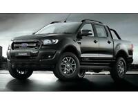 2018 Ford Ranger Pick Up Double Cab Black Edition 2.2 TDCi Diesel Double Cab Pic