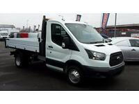 2016 Ford Transit 2.0 TDCi 170ps 'One Stop' Tipper [1 Way] Diesel Tipper