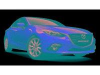 2016 Mazda 3 1.5d Sport Nav 4 door Diesel Saloon