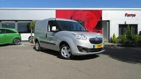 2016 Vauxhall Combo 2000 1.3 CDTI 16V 95ps H1 Sportive Van Euro 6 Diesel