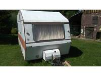 3 berth Caravan for sale.