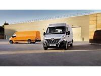 2016 Renault Master MM33dCi 125 Business+ Medium Roof Van Diesel