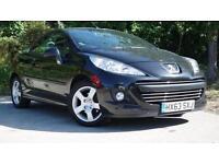 2013 Peugeot 207 CC 1.6 VTi Active 2 door Petrol Convertible