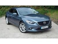 2013 Mazda 6 2.2d [175] Sport Nav 4 door Diesel Saloon