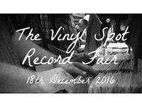 Record Fair in Matlock, Derbyshire