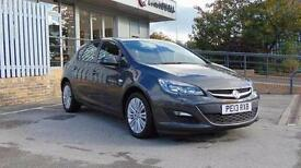 2013 Vauxhall Astra 1.4i 16V Energy 5 door Petrol Hatchback