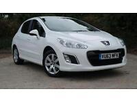 2013 Peugeot 308 1.6 HDi 92 Active 5 door [Sat Nav] Diesel Hatchback