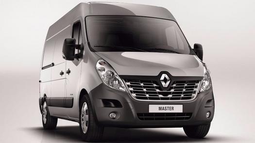 2017 Renault Master MM35dCi 125 Business Medium Roof Van Diesel