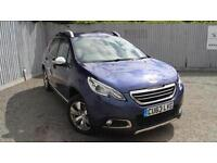 2013 Peugeot 2008 1.6 e-HDi Allure 5 door EGC Diesel Estate