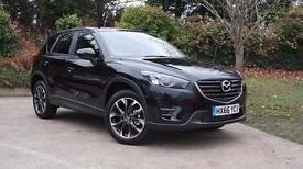 2016 Mazda CX-5 2.2d Sport Nav 5 door Diesel Estate