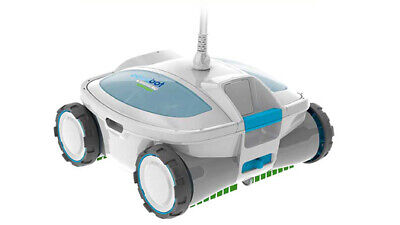 Aquabot Breeze XLS with Scrubbers Robotic Pool Cleaner for Swimming Pools