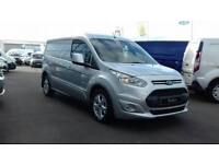 2017 Ford Transit Connect 1.5 TDCi EcoBlue 120ps Limited Van Powershift Diesel