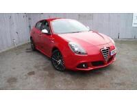 2013 Alfa Romeo Giulietta 1.4 TB MultiAir Sportiva 5 door Petrol Hatchback