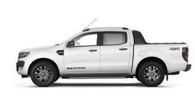 2017 Ford Ranger Pick Up Double Cab Wildtrak 3.2 TDCi 200 Auto Diesel Double Cab