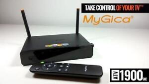 MyGica ATV 1900ac Quad Core Android 4K HDTV Box with Kodi (xbmc)