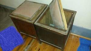 Wood Fire Boxes (old) Warracknabeal Yarriambiack Area Preview