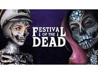 Brighton Festival of the Dead x 2 Tickets