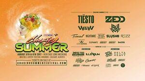 Chasing Summer music festival // Max Bell // Calgary // Aug 5&6