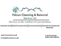 Falcon Cleaners- End of Tenancy Cleaning*** Unbeatable prices & 100% Satisfaction Guaranteed***