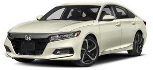 2018 Honda Accord Sport Sedan 1.5T Sport-HS CVT