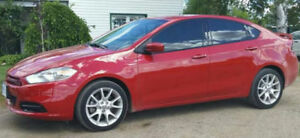 2013 Dodge Dart SXT with Nav!