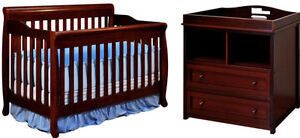 Looking for a crib and/or change table dresser