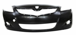 New Painted 2007-2012 Toyota Yaris Front Bumper & FREE shipping