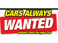 Cars wanted cash paid text your Reg for a quote today or call us !!££