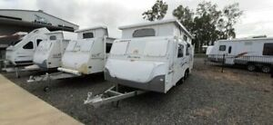 2010 Jayco Discovery 17.55-4 2 AXLE Bakers Creek Mackay City Preview