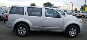 2005 Nissan Pathfinder R51 ST Silver 5 Speed Sports Automatic Wagon Bellevue Swan Area Preview