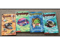 1990's Goosebumps books