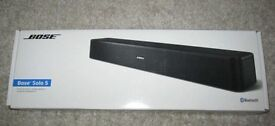 **SEALED** BOSE SOLO 5 SPEAKERS BRAND NEW