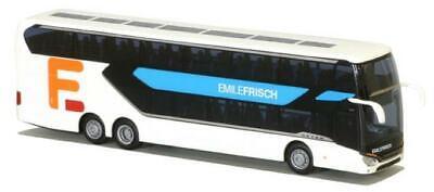 AWM Reisebus Setra S 431 DT EURO6 Marti 74540