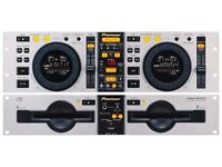 PIONEER CMX 5000 TWIN CD DJ DECKS