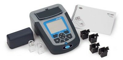 Hach Dr 1900 Spectrophotometer With Usb And Power Module