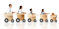 QUALITY MOVING BY PROFESSIONAL MOVERS- $50/hr -CALL 514 402 7487