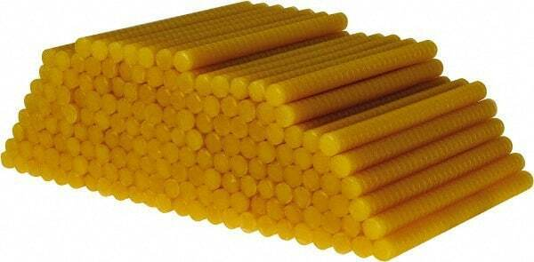"3M 5/8"" Diam, 8"" Long, 11 Lb. Package, Tan Low Melt Glue Stick 3762Q Series"