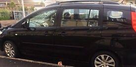 Mazda 5- 7seater black