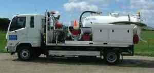 Proven Services Non Destructive Digging Vacuum Truck Melbourne CBD Melbourne City Preview